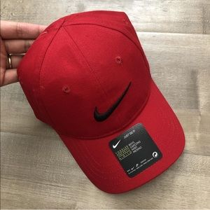 a086c0627 Nike Accessories | New Jdi Just Do It Dad Hat Youth Orange Box ...